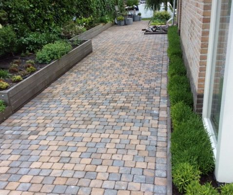 bestrating cobblestones
